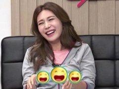 Korean Fitness Girl Shim E. on tv program 03