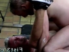 Play where white boy kisses black gay man ass Fists and More Fists for