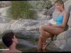 Sherilyn Fenn and Vickie Benson - The Wraith (1986)