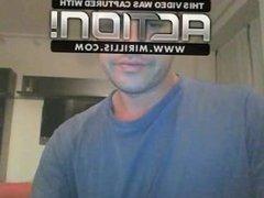 Padre casado pajeandose en webcam