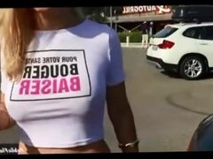 Flashing in public compilation 7 PublicFlashing.me