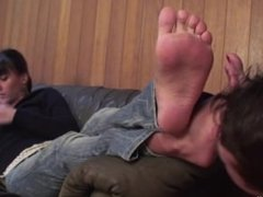 Foot Lover Vid
