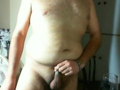 Fat Naked Guy Reporting In. I love being Naked and Doing weird stuff.