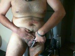 Fun with Sinps! Fat Guy Doing Fat Guy Things