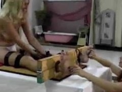 Tickling Goldie 1 - Priscilla Tickles