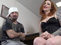 Hot cuckholding video 2 tell you how they will make you lick their feet