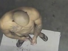 Monster cock marine in showers