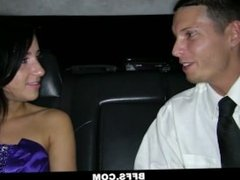 BFFS- Fucked In The Limo Before Prom
