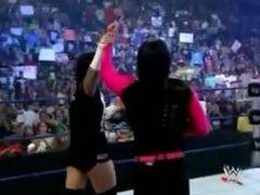 CM Punk brutally FUCKS Jeff Hardy