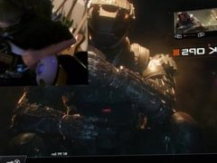 PLAYING GUITAR IN CALL OF DUTY! - DeathGamesEthan