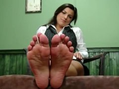 Pretty perfect toes