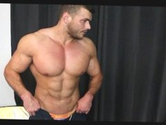 Naked Cocky Alpha Muscle Male