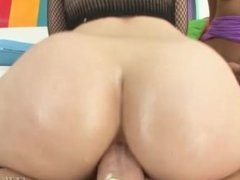 Proxy Paige anal with butter part 2