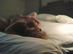 Authentic interracial cuckold video