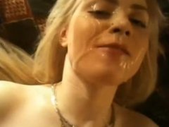 Amateur Swallowing Semen - Compilation