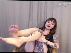 Virgin Foot pov