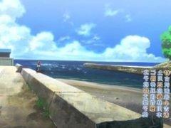 Dagashi Kashi Opening Remastered in 60fps