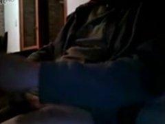 Male Masturbating on Cam