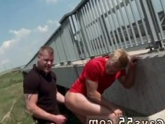 Chubby gay sex for pay video Hot Stud Gets Fucked On The Highway