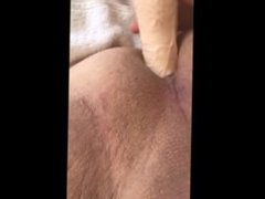 Danish Teen Boy (Oliver) - I Groans For You & White Dildo Toy In My Asshole