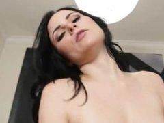 Virtual Brunette Sex