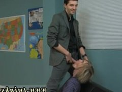 Emo in leather pants gay porn The lovely ash-blonde fellow is getting a