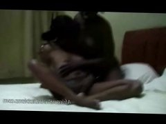 Big booty sista gets fucked by horny African lesbian in homemade porn movie