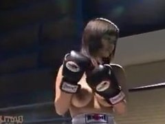 Asian Boxing Girls