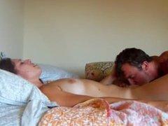 amateur couple films morning sex
