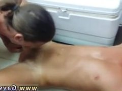 Blowjob gay sex movie full length Blonde muscle surfer guy needs cash