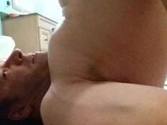 self facial cum in mouth 2