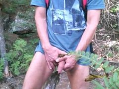 Piss in the wood #9