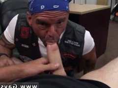 Hunk gay man and twink boy full length Snitches get Anal Banged!