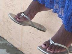 Mature Ebony Feet Pt. 3