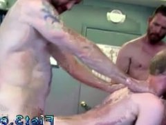 Gay porn movies while ejaculating First Time Saline Injection for Caleb