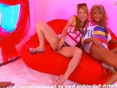 Cosplay Japanese Hot Girls in Doll Outfits Fucked