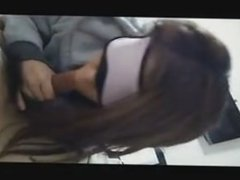 japanese blowjob with toy from omegle