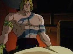 Chun-Li vs Vega mixed fight e cena do chuveiro estendida