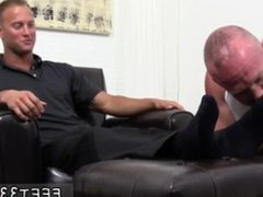 Free young emo boy gay sex first time Dev Worships Jason James' Manly Feet