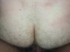 Getting fucked by stripper with massive cock