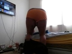 Chub Boy Strip and Spank (Request)