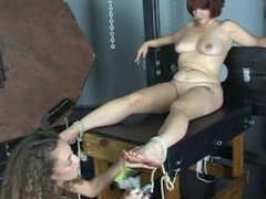 Nicole and Mistress Marilyn Are Lesbian Submission (Part 2)