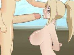 Hot blonde Super Deepthroat