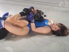 JAPANESE MIXED FIGHT & SEX BATTLE
