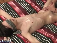 Men and boys penis gay full length Slippery Cum Gushing Elijah