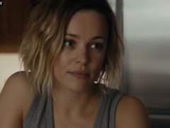 Rachel McAdams - Big Bubble Butt in Panties, Dirty Talk - True Detective