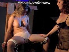 Alisha Makes Nikko Pee