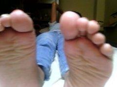 pies de chica venezolana