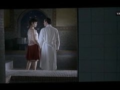 Olga Kurylenko - Sex with Older Man, Naked in shower, Full Frontal - L'Annu