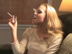 Smoking Fetish - Sarah